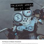 Mc-Mässan 2019, Friends Arena Stockholm